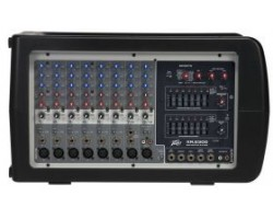 Пульт микшерный PEAVEY XR 8300 активный 2 x 300 Вт 8 микрофонных 2 стерео DSP