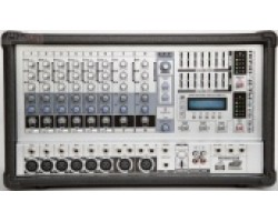 Пульт микшерный TONWEL PWM8500 с усилением 2x280W 6 микр 2 стерео DSP USB