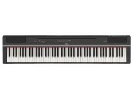 Пианино YAMAHA P125 цифровое