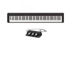 Пианино CASIO CDP-S150BK цифровое блок педалей в комплекте