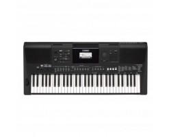 Клавишный инструмент YAMAHA PSR E463 61кл.