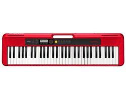 Клавишный инструмент CASIO CT-S200RD с блоком питания