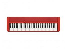 Пианино CASIO CT-S1RD облегченное, цвет красный