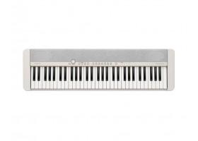 Пианино CASIO CT-S1WE облегченное, цвет белый