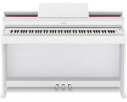 Пианино CASIO AP270WE Celviano цифровое, цвет белый