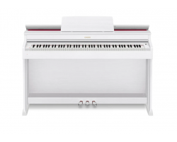 Пианино CASIO AP470WE Celviano цифровое, цвет белый