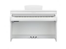 Пианино YAMAHA CLP735WH цифровое, цвет белый