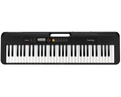 Клавишный инструмент CASIO CT-S200BK с блоком питания