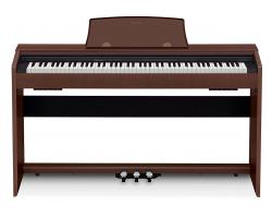 Пианино CASIO Privia PX770BN цифровое цвет коричневый