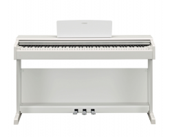 Пианино YAMAHA YDP144WH цифровое, цвет белый