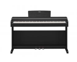 Пианино YAMAHA YDP144B цифровое, цвет черный