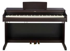 Пианино YAMAHA YDP164WH цифровое, цвет белый