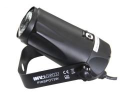 Прожектор INVOLIGHT Pinspot3 узконаправленный светодиодный