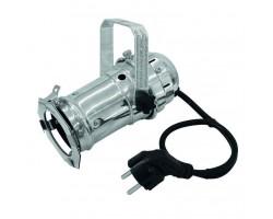 Прожектор EUROLITE PAR16 Spot GU10 Silver