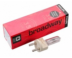 Лампа 230V/650W PHILIPS 6993Z G22