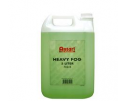 Жидкость ANTARI FLG5 для генератора дыма, зеленая 5л