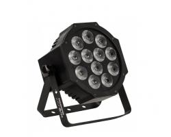 Прожектор INVOLIGHT Slim PAR1266 RGBWA+UV светодиодный
