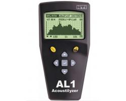 Анализатор NTI AL1 с расширенным функционалом акустич.измерений