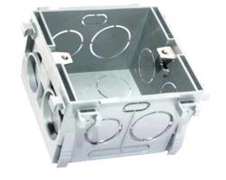 Бокс AMC iBox монтажный для установки встраиваемых регуляторов громкости серии VC