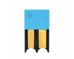 Футляр RICO DRGRD4TBBL Reed Guard для тростей большой, цвет синий
