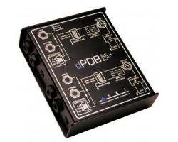 Di-Box ART dPDB 2-канальный вход-джеки,выход-джеки,XLR