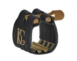 Лигатура BG L21 Revelation для тенор-саксофона с колпачком, медная платформа