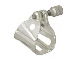 Лигатура BG L28 Metal Jazz с колпачком для альт-саксофона, металл