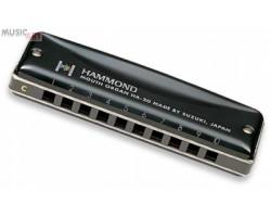 Губ.гармоника SUZUKI HA20 Hammond Promaster G/Соль