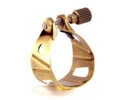 Лигатура BG L29 Metal Jazz с колпачком для альт-саксофона, металл
