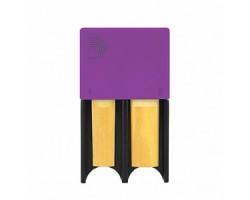 Футляр RICO DRGRD4TBPU Reed Guard для тростей большой, цвет фиолетовый