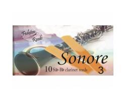 Трость д/кларнета Bb FEDOTOV REEDS Premium Sonore №3