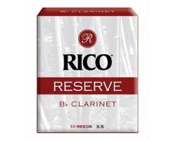 Трость д/кларнета Bb RICO Reserve Red №3.5 RCR1035