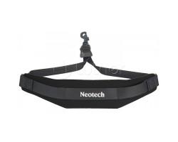 Ремень NEOTECH 1901152 для саксофона с мягкой эластичной поддержкой на шее, карабин, макс.длина 450 мм