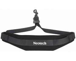 Ремень NEOTECH 1901162 для саксофона с мягкой эластичной поддержкой на шее, карабин, макс.длина 600 мм