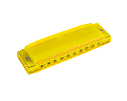 Губ.гармоника HOHNER Happy Color Yellow C/До major (M5151)
