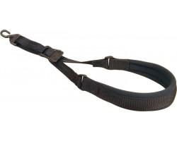 Ремень NEOTECH 8401002 для саксофона с гелевой подушкой на шее шириной 40мм, крючок макс.длина 500 мм