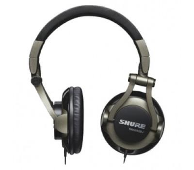 Наушники SHURE SRH550 для DJ 5-22000 Гц 32 Ом