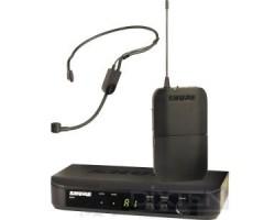 Радиосистема SHURE BLX14E/P31 M17 с головной гарнитурой PGA31 60Гц-20кГц