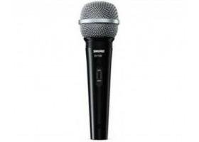 Микрофон SHURE SV100-A микрофон динамический вокально-речевой с выключателем и кабелем