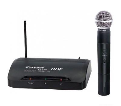 Радиосистема KARSECT KRU200/KST-3U UHF 1 ручной микрофон