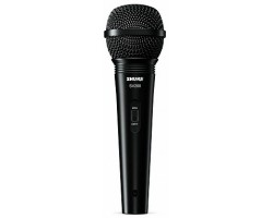 Микрофон SHURE SV200A вокальный динамический кардиоидный 50Гц-15кГц (в комплекте кабель XLR-XLR 4.5м)