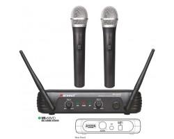 Радиосистема KARSECT WR68VD/HT68V 2 ручных микрофона