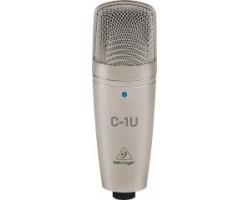 Микрофон BEHRINGER C1U конденсаторный