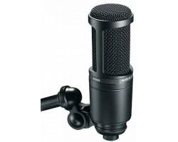 Микрофон AUDIO-TECHNICA AT2020 студийный конденсаторный кардиоидный