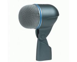 Микрофон SHURE Beta 52А инструментальный динамический суперкардиоидный д/бас-барабана 20Гц-10кГц