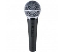 Микрофон SHURE SM48S динамический кардиоидный вокальный с выключателем