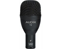 Микрофон AUDIX F2 инструментальный динамический гиперкардиоидный