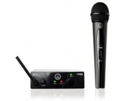 Радиосистема AKG WMS40 Mini Vocal Set Band вокальная с ручным микрофоном капсюль D88