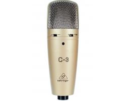 Микрофон BEHRINGER C3 студийный конденсаторный
