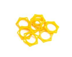 Антиролл BRAHNER MH шестигранное кольцо для фиксации на поверхности микрофонов с круглым корпусом 33-36 мм